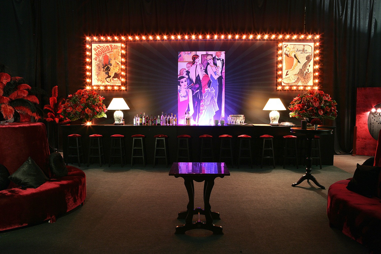 Private Party: Moulin Rouge