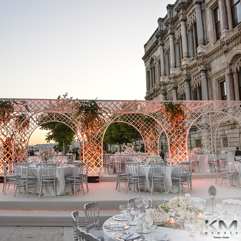 Summer Breeze at Ciragan Palace Kempinski