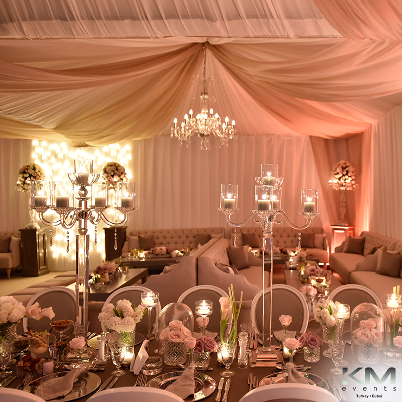 An Engagement Ceremony by KM Events