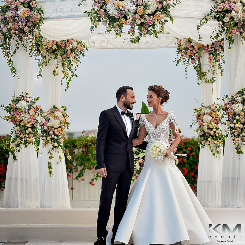 The Wedding of the Year: Bensu Soral & Hakan Bas