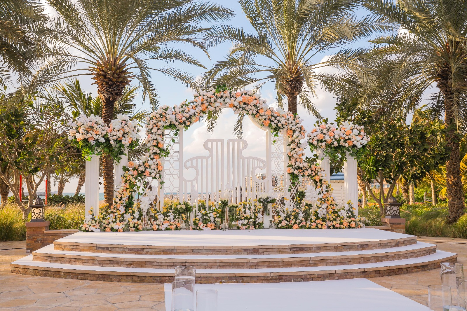 Tugce & Ahmed's Wedding at the Four Seasons Jumeirah Dubai