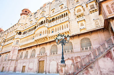 Indian Palaces