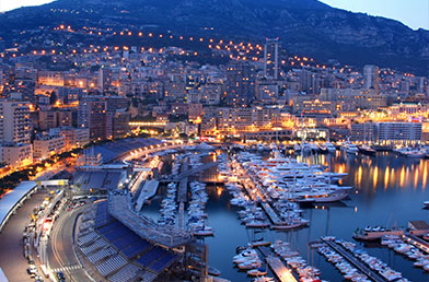 Luxury of Monaco