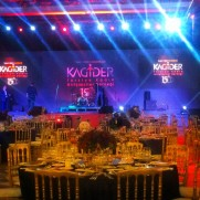 The 15th anniversary of KAGIDER