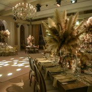 A Romantic Indian Wedding at Ciragan Palace