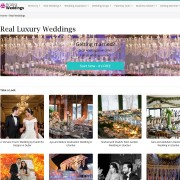 Some of your real weddings have been featured here: